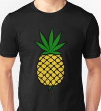 Pineapple Weed Leaf (Fold Up) Shirt Unisex T-Shirt