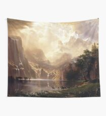 Among the Sierra Nevada, California Wall Tapestry