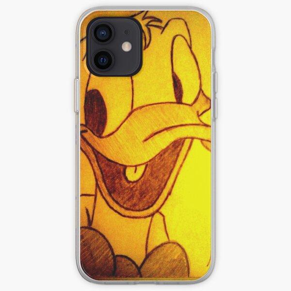 DONALD DUCK iPhone Soft Case