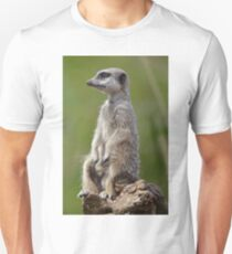 Meerkat Lookout Post Unisex T-Shirt