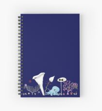 Okeanos 2016 Tribute Spiral Notebook