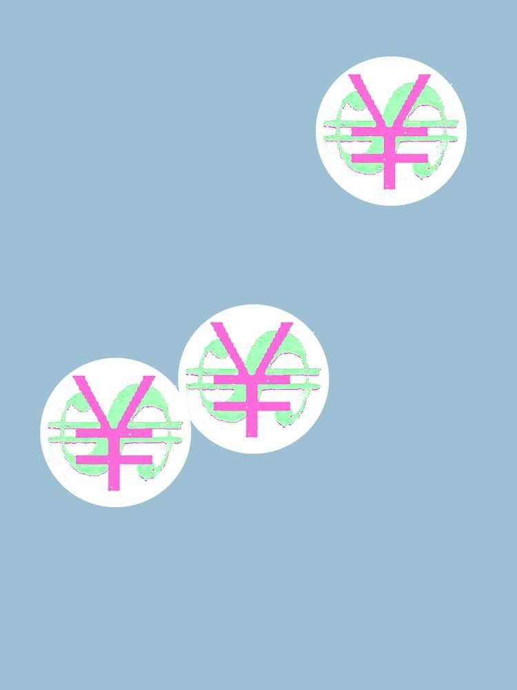 dollar & yen by skukanu