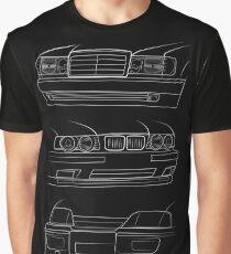 Super saloons Graphic T-Shirt