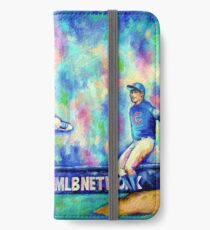 Go Cubs Go iPhone Wallet/Case/Skin