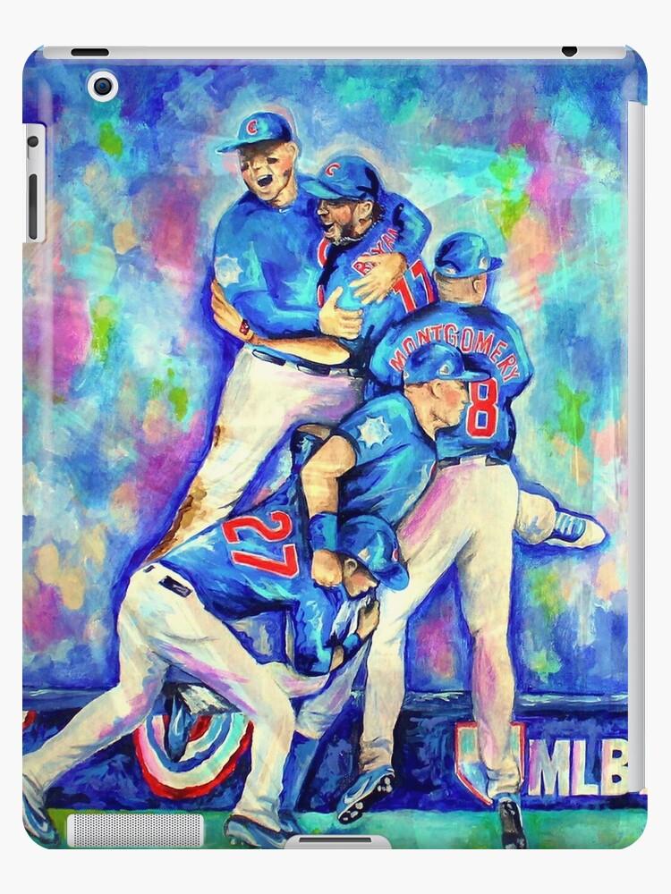 Go Cubs Go by amybelonio