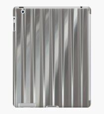 Corrugated Chrome #2 iPad Case/Skin