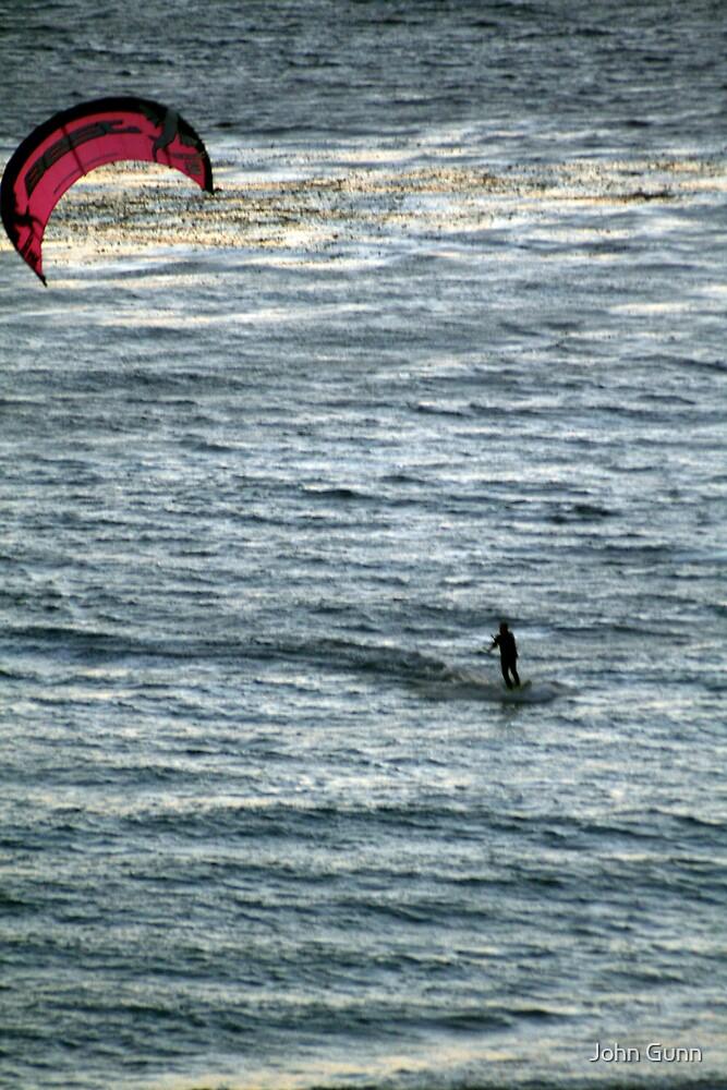 Para surfer by John Gunn