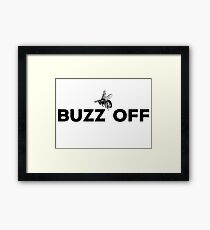 Cool Modern Hipster Chill Out Cool Party T-Shirts Framed Print