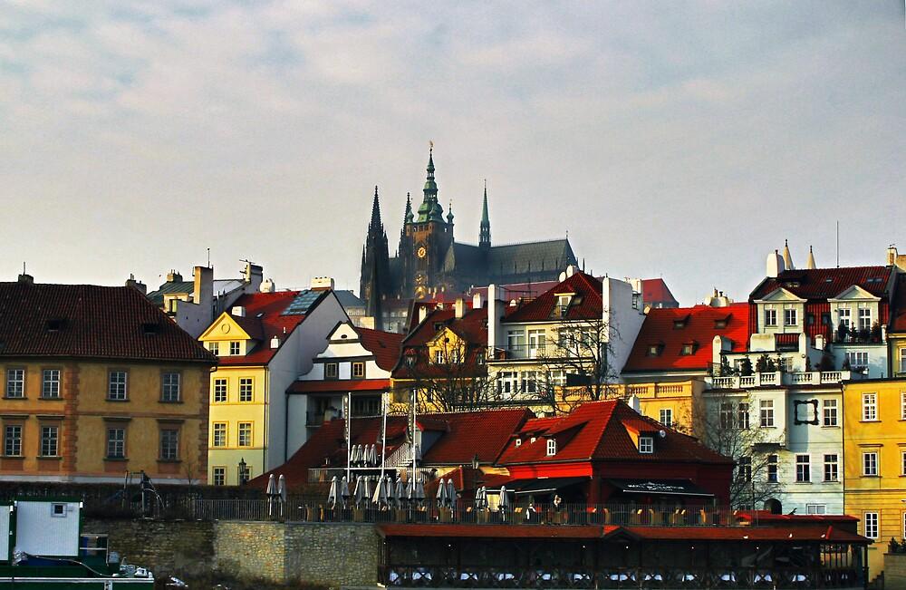 Prague Castle by TriggerHappy