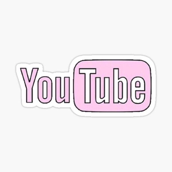Youtube rose Sticker