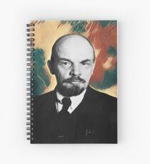 Lenin - stylized Spiral Notebook