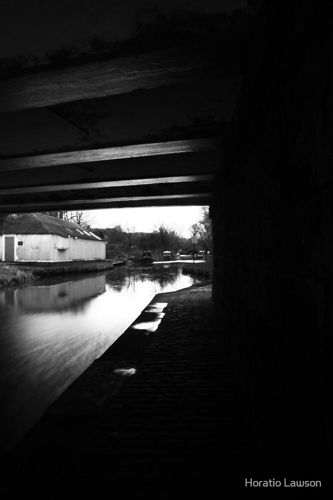 Under the Bridge by Horatio Lawson