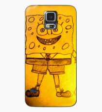 SPONGE BOB Case/Skin for Samsung Galaxy