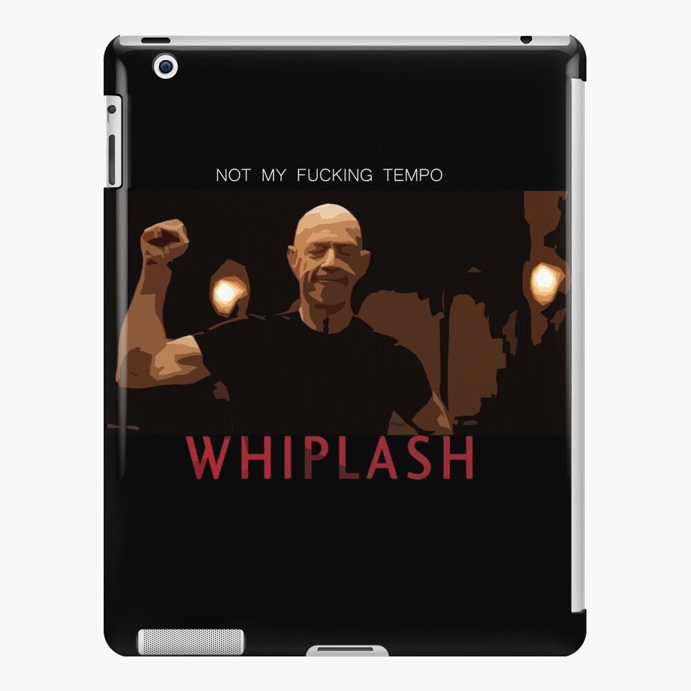 Not My Fucking Tempo whiplash | ipad case & skin