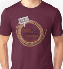 Nashville Cowboy Wisdom Unisex T-Shirt