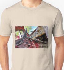 Abandoned Dashboard 2 Unisex T-Shirt