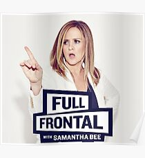 SAMANTHA BEE Poster