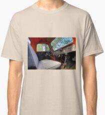 Abandoned Dashboard Classic T-Shirt
