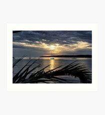 Twofold Bay,  Eden, NSW Australia Art Print