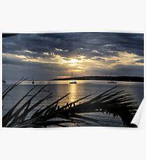 Twofold Bay,  Eden, NSW Australia Poster