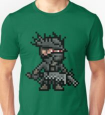 Good Hunter Pixel Art Unisex T-Shirt