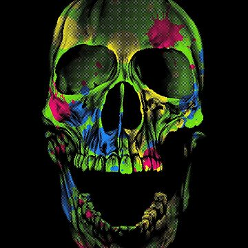 Neon Death by ShantyShawn