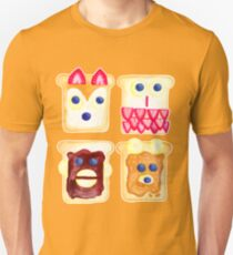 Cute Toast for Wes by Merrin Dorothy Unisex T-Shirt
