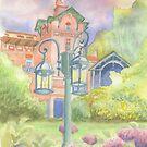 Chalet Relógio. Sintra by terezadelpilar ~ art & architecture
