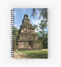 Cuaderno de espiral Asien, Sri Lanka, Tempel, Fotografie, BebiCervin