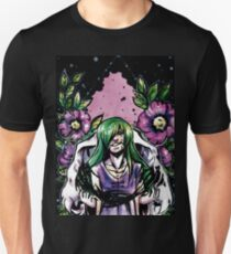 2-Color Challenge: Chaos Poppies (ink & watercolor) Unisex T-Shirt