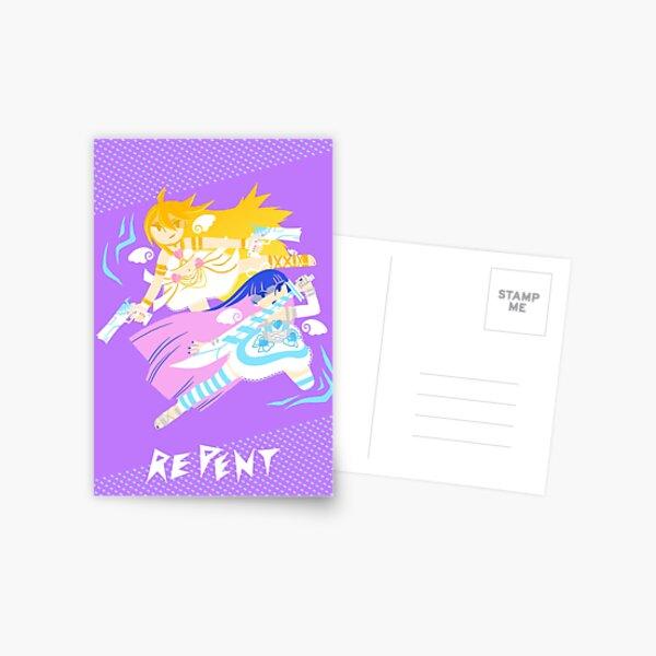 Repent! Postcard