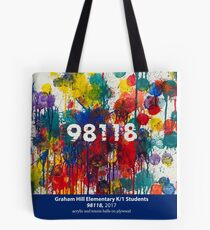 98118 by Graham Hill K/1 Students Tote Bag
