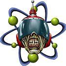 Atomic Zombie by ShantyShawn
