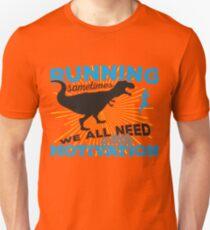 Running - Motivation Unisex T-Shirt