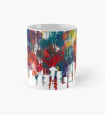 (No Bar) Skyline by Graham Hill K/1 Students Mug