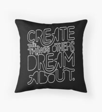 the thing other Throw Pillow