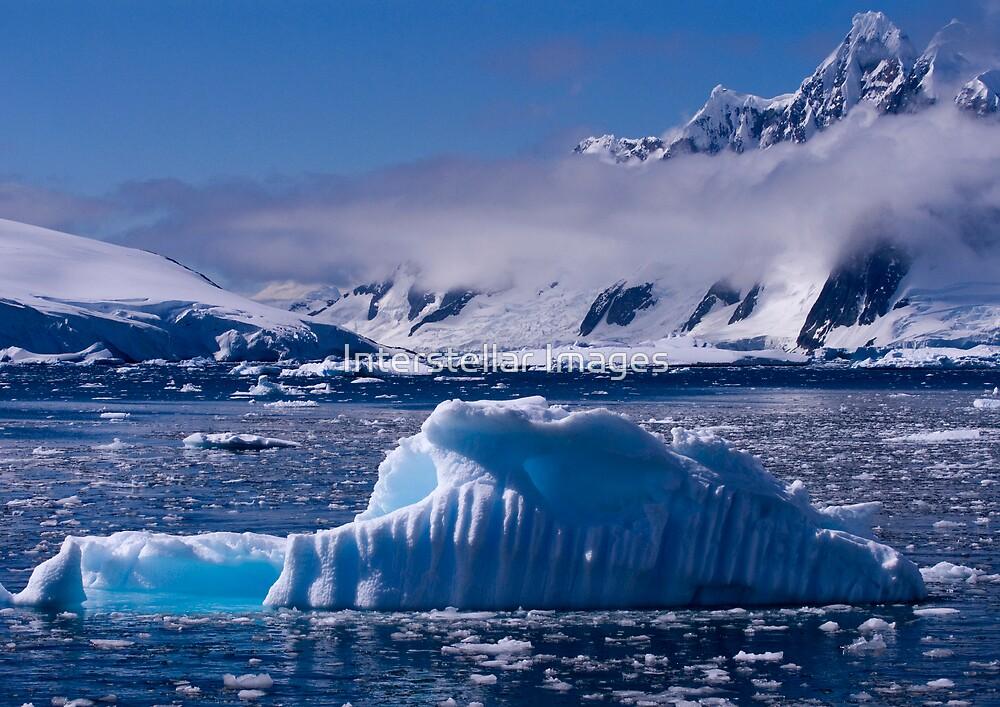 Blue Lagoon by Interstellar Images