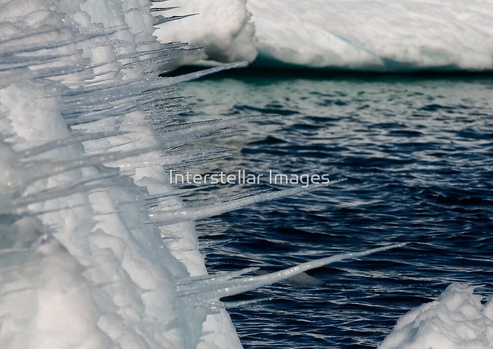 Ice Sculpture by Interstellar Images