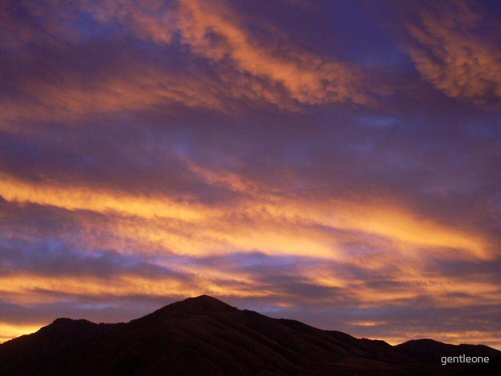 Early Morning Sunrise, Nov. 2007 by gentleone