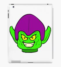 Green Villain iPad Case/Skin