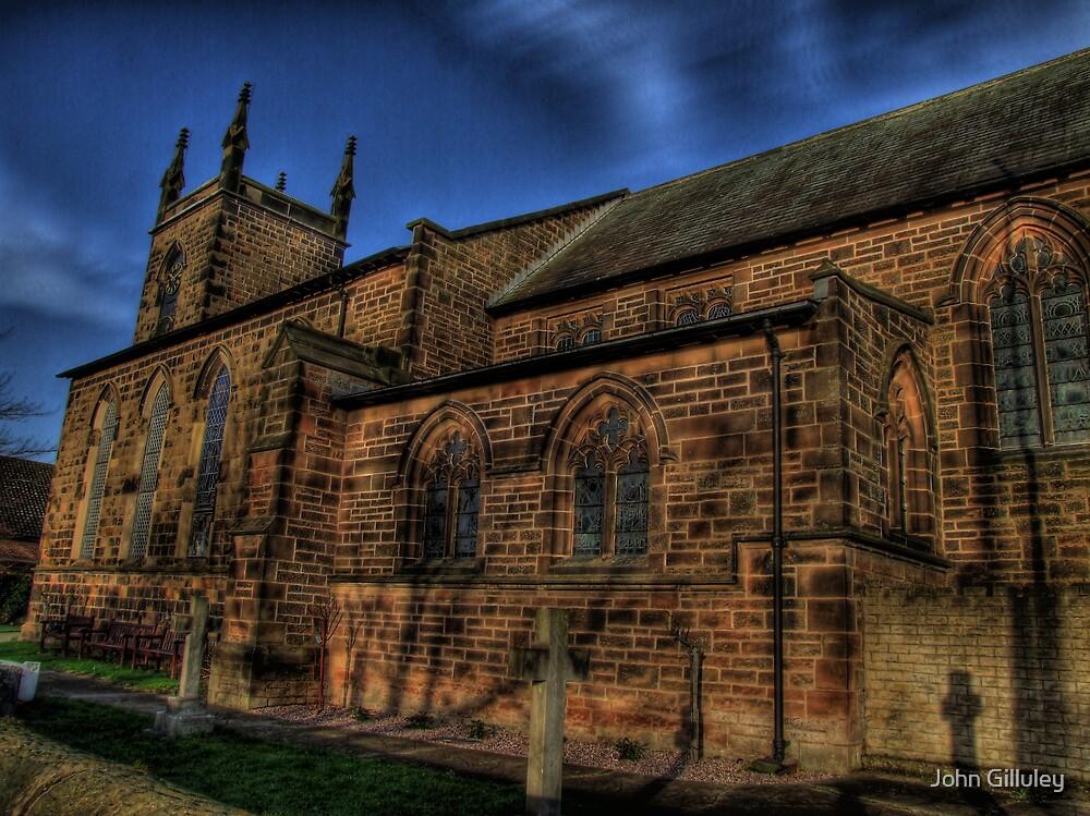 Moody Church... by John Gilluley