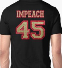 Impeach 45 Gold edition Unisex T-Shirt