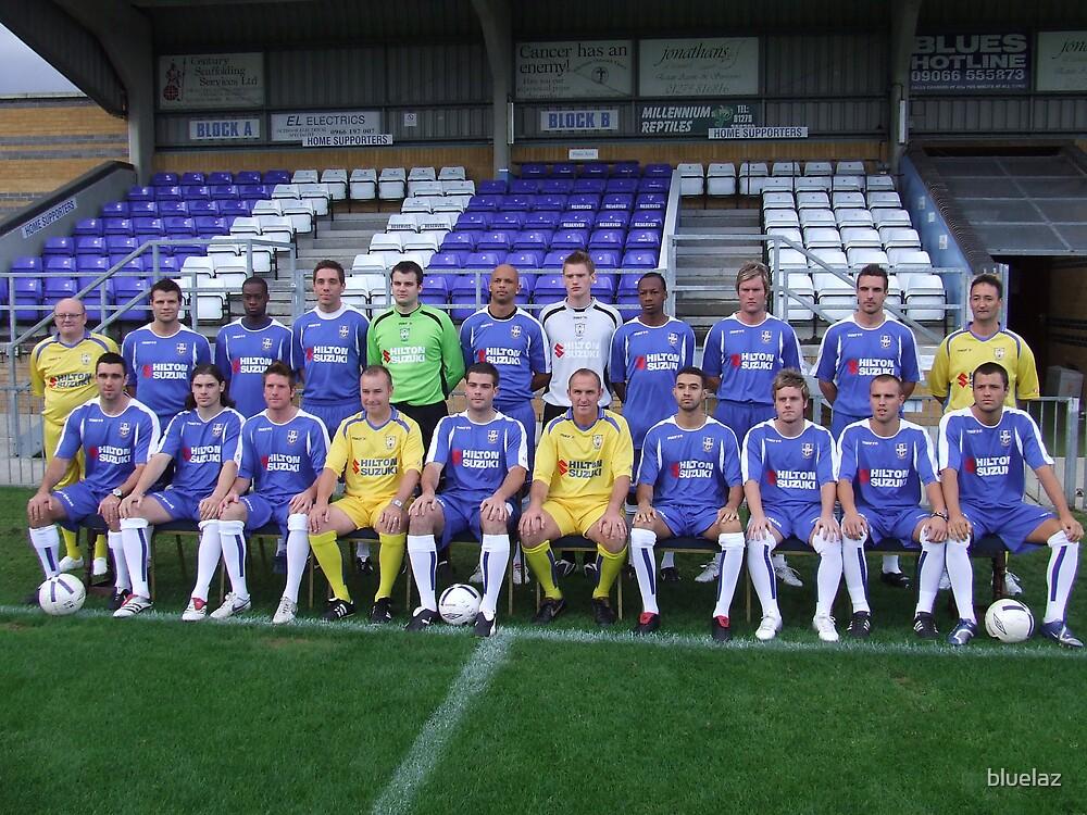 BSFC Team Photo 2007/08 season by bluelaz
