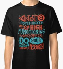 Do Your Research Classic T-Shirt