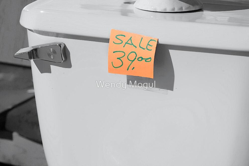 Wizz of a Sale!  by Wendy Mogul