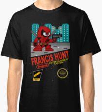 Francis Hunt Classic T-Shirt
