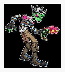 bounty hunter: morgin... Photographic Print
