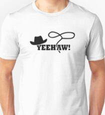 Cowboy yeehaw Unisex T-Shirt