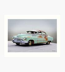 1950 Buick Special 'Soul' Survivor II Art Print