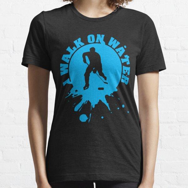 Hockey: I walk on water Essential T-Shirt